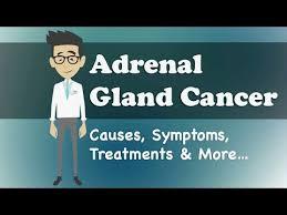 سرطان غده فوقکلیه