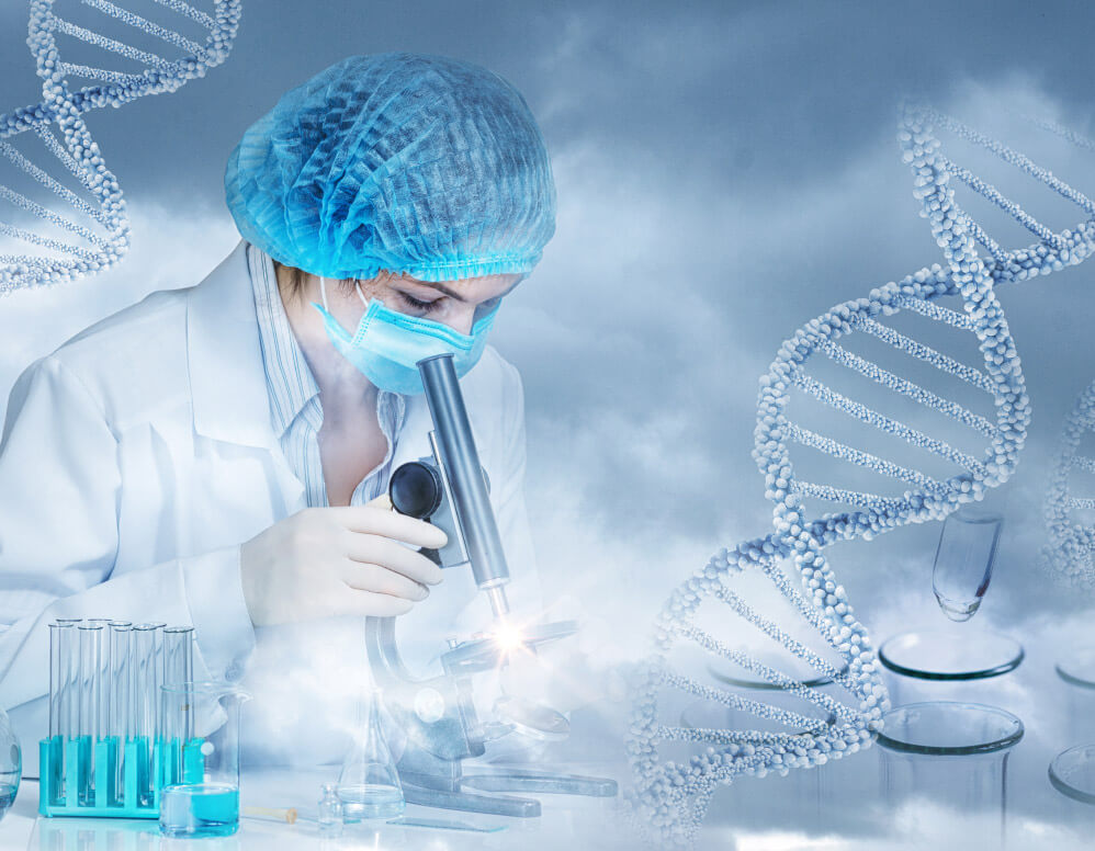 molecular diagnostic laboratory